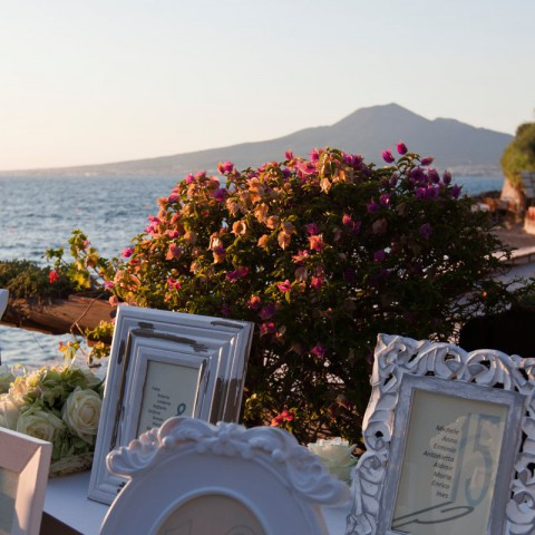 Beach wedding Sorrento