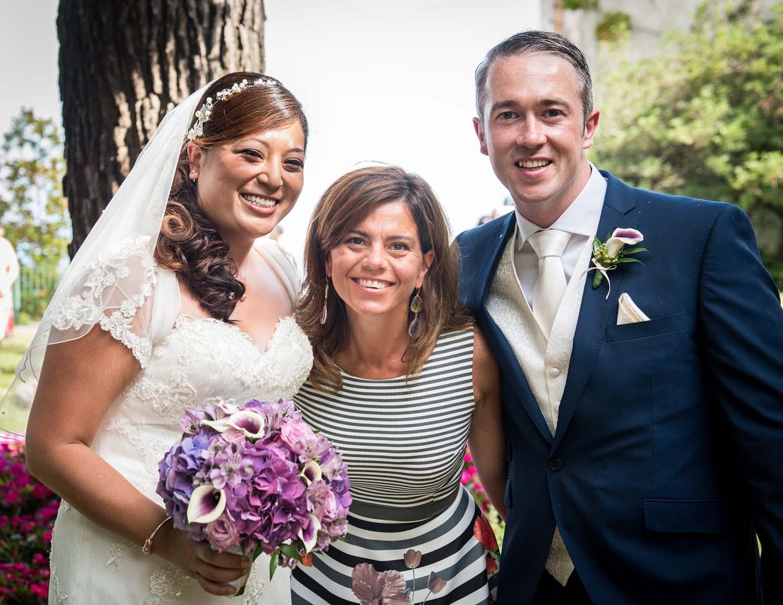 Review Wedding Ravello | Iris & Chris