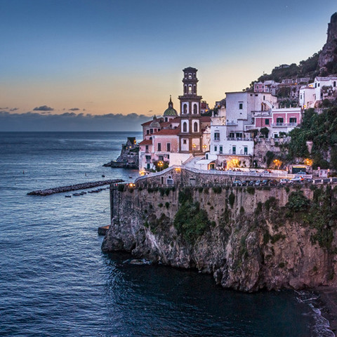 Destination wedding week amalfi coast