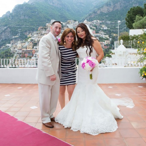 Review Wedding Positano