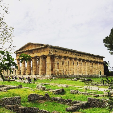 Civil wedding Paestum