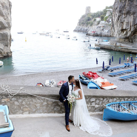 destination wedding praiano