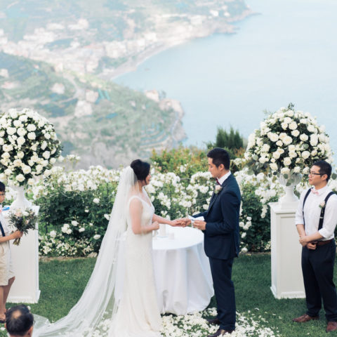 destination wedding ravello