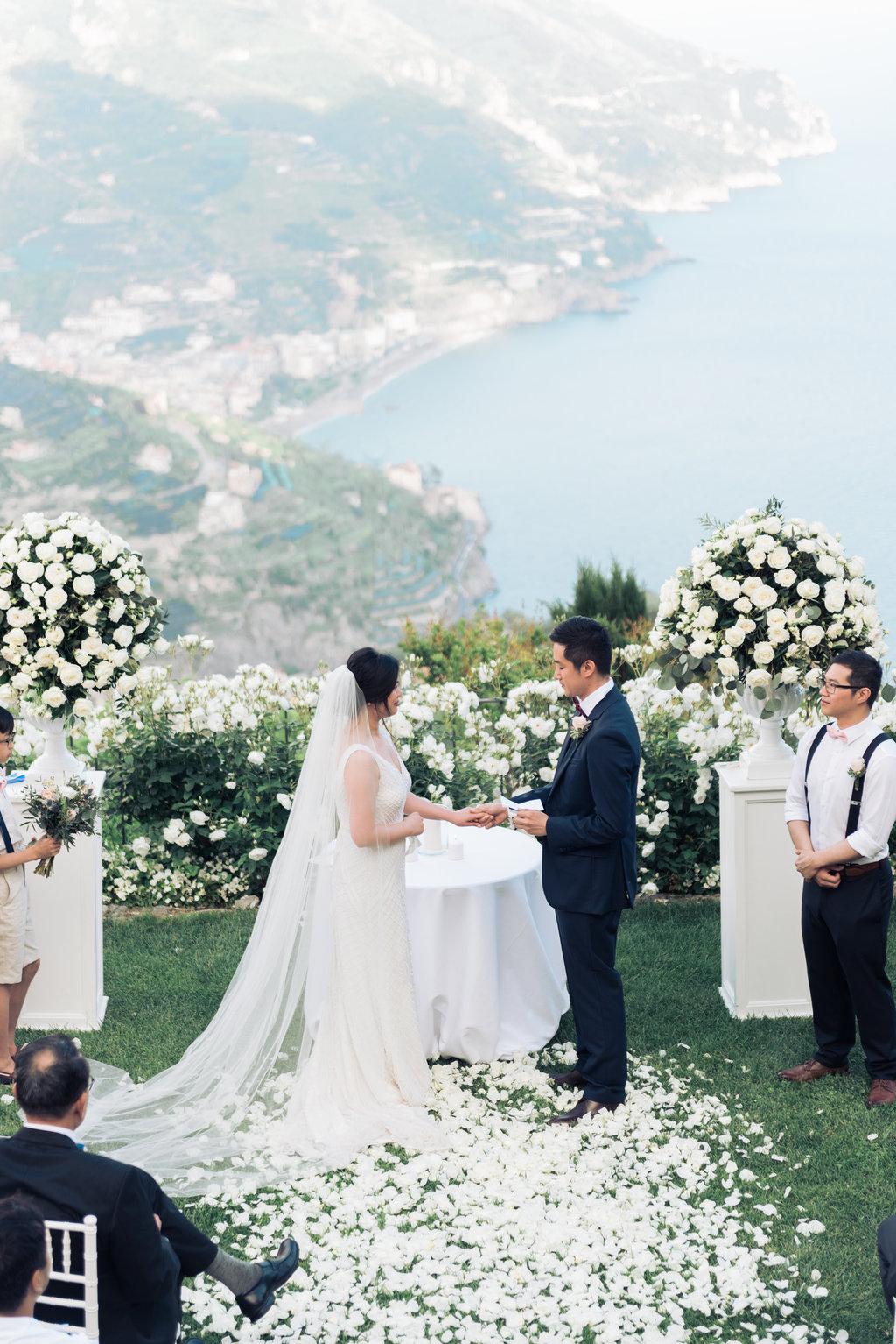 destination wedding ravello