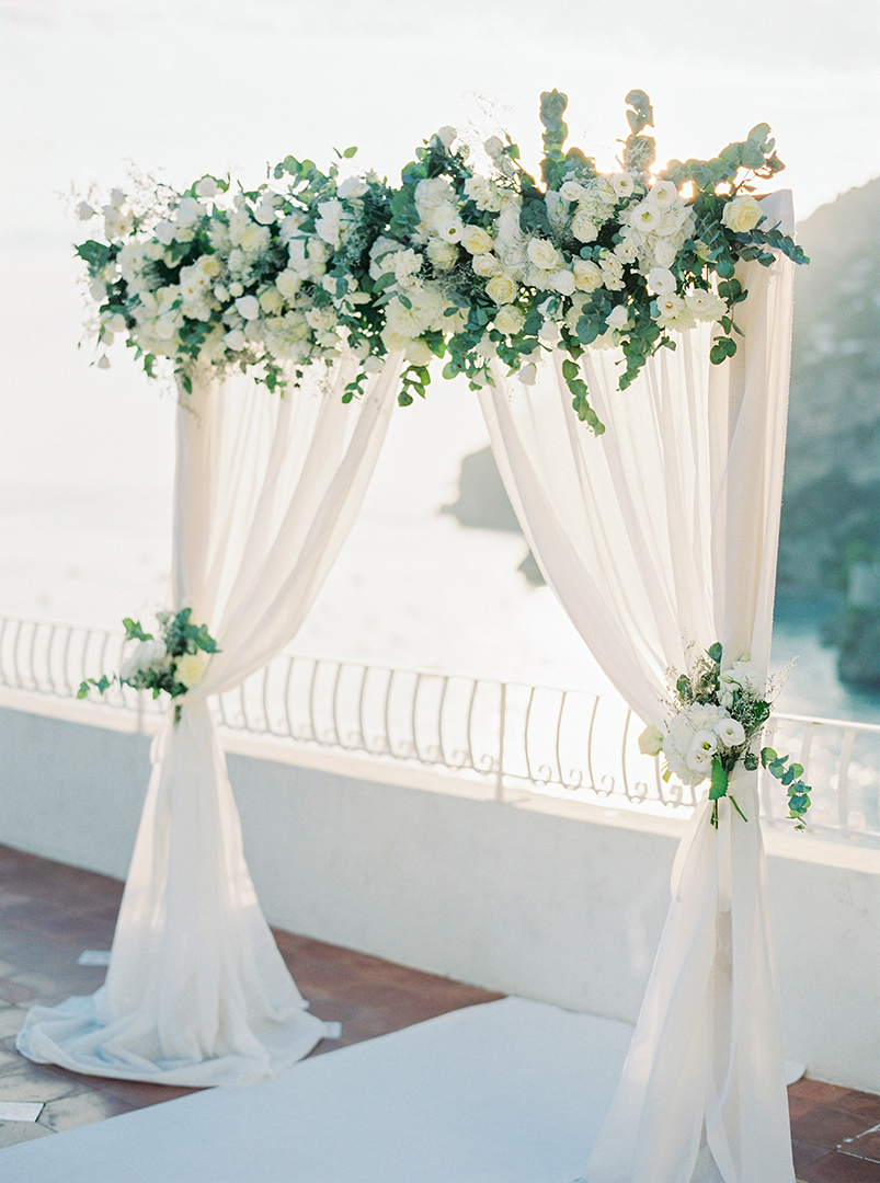 destination wedding positano