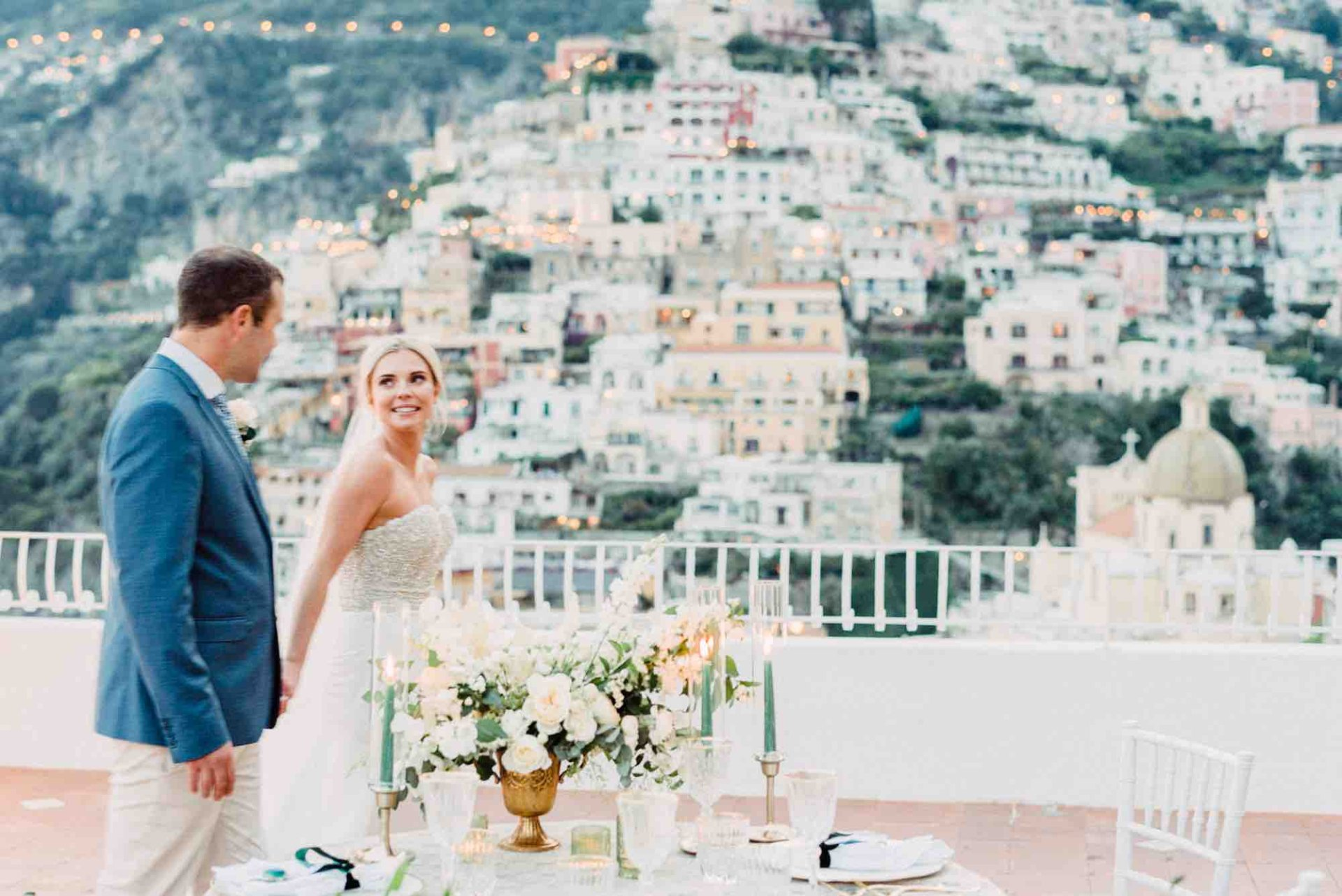 wedding positano gallery