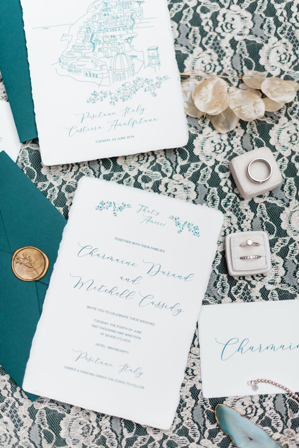 Destination wedding italy inspirational 29