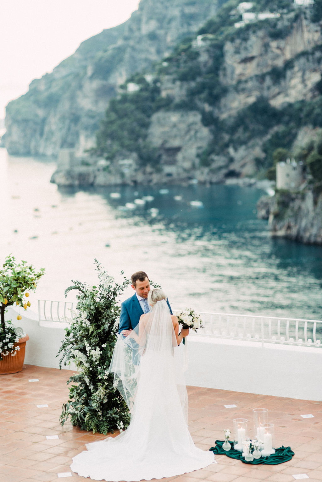 Destination wedding italy inspirational 35